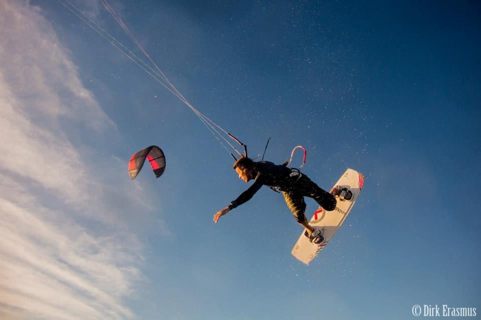 Swing Kiteboarding - Pop over