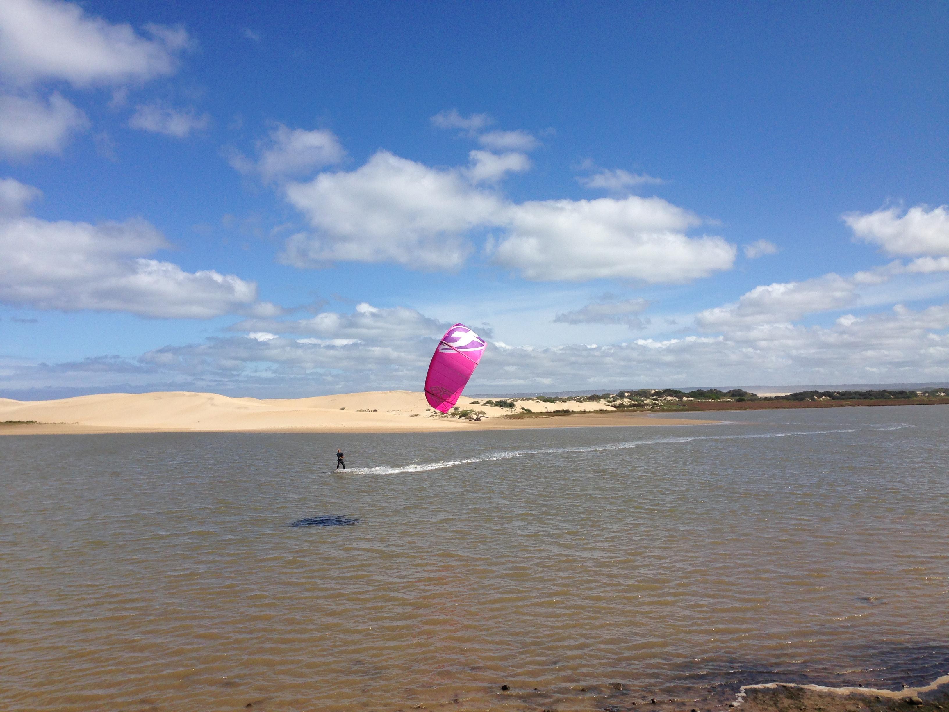Swing Kiteboarding - Gamtoos 5