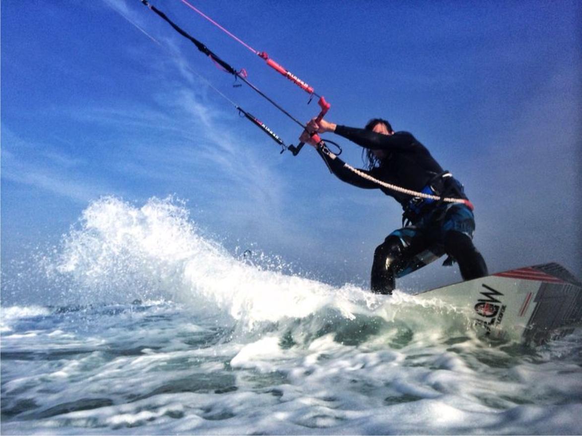 Swing Kiteboarding - Bruce 1