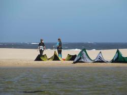 Swing Kiteboarding - Lesson 2