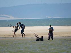 Swing Kiteboarding - Lesson 1