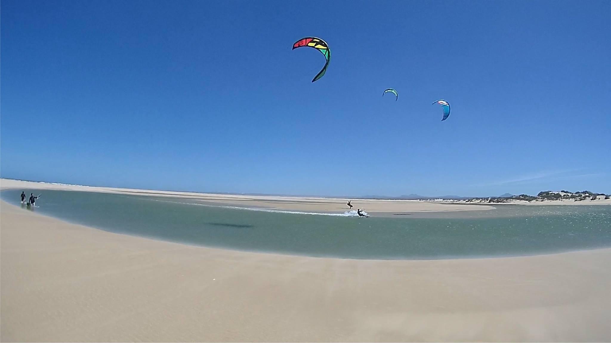 Swing Kiteboarding - Gamtoos 1