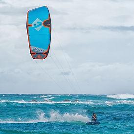 Swing Kiteboarding - Lacuna Sigma