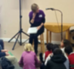 Children's Story During UU Service