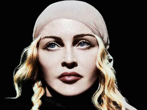 Parabéns, Madonna!