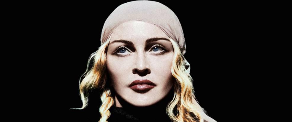 Foto divulgação álbum Madame X-  Madonna em 2019