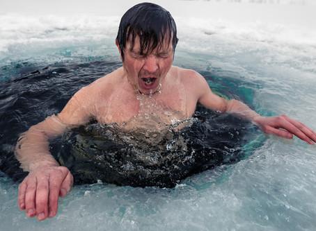 Ice Bath? No Thanks.