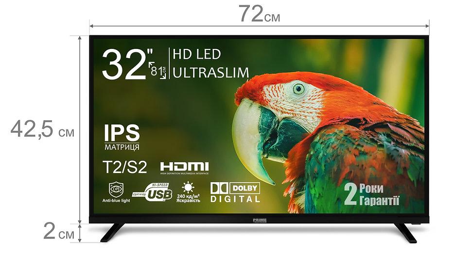 Телевизор PT 32H10FR