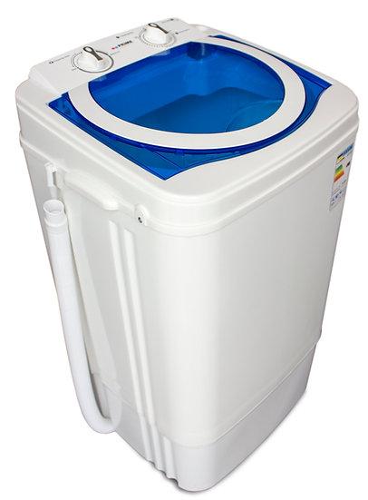 Напівавтоматична  однобакова  пральна машина  з віджимом PWA701SB