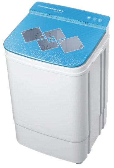 Напівавтоматична  однобакова  пральна машина PWA 841 GB