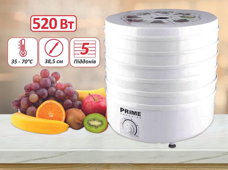 Сушка для продуктів PFD 502 W