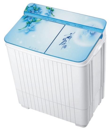 Полуавтоматическая двобакова стиральная машина с отжимом PWA 742 GB