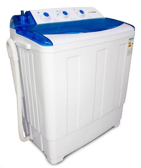 Напівавтоматична двобакова  пральна машина з віджимом PWA602PB