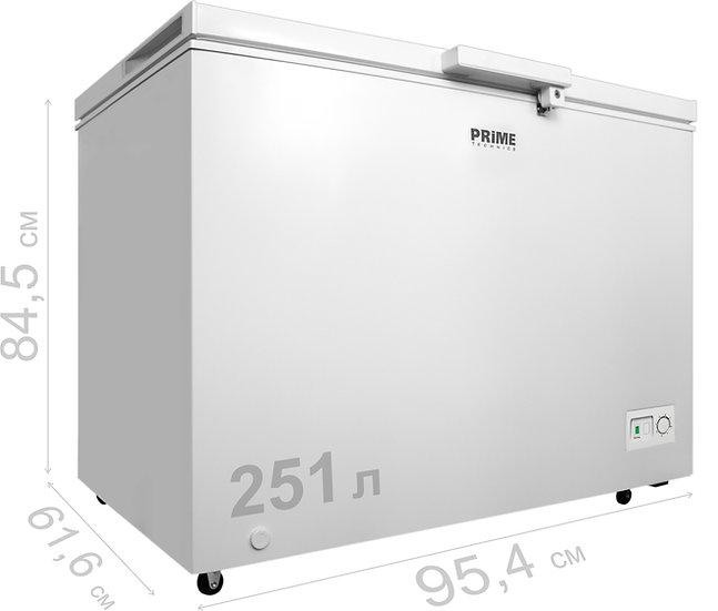 Морозильна скриня CS 25141 M