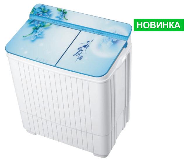 Напівавтоматична двобакова  пральна машина з віджимом PWA 742 GB