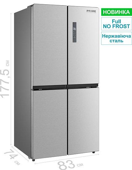 Холодильник RFNC 482 EXD