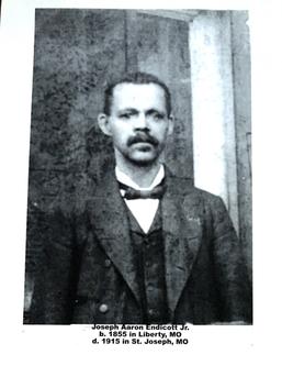 Joseph Aaron Endicott Jr.