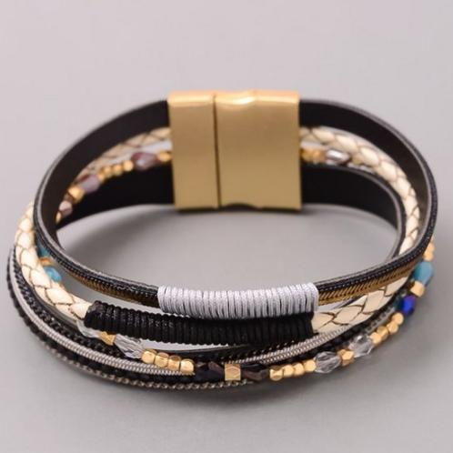 Multiwoven bracelet