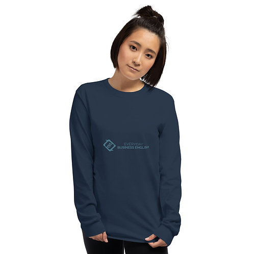 Everyday Business English Long Sleeve Unisex  T-Shirt