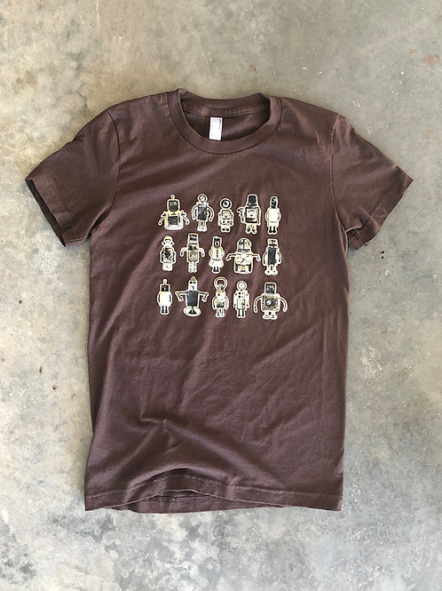 Small Army T-Shirt: Brown