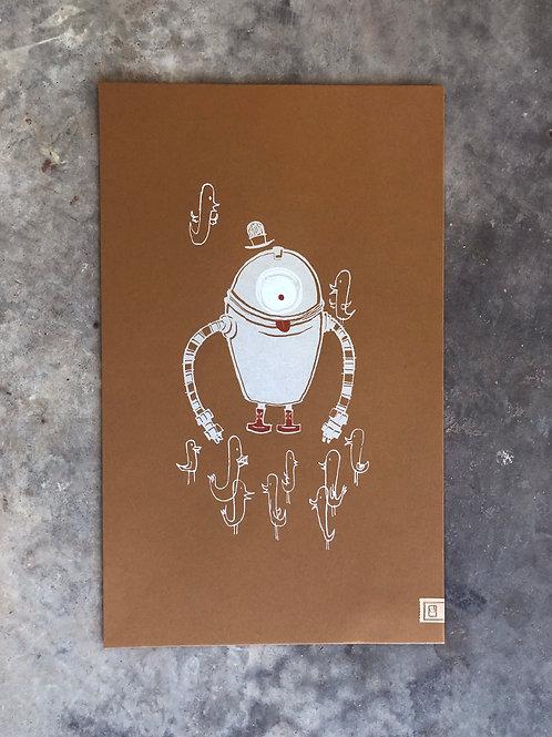 Oddmund Poster
