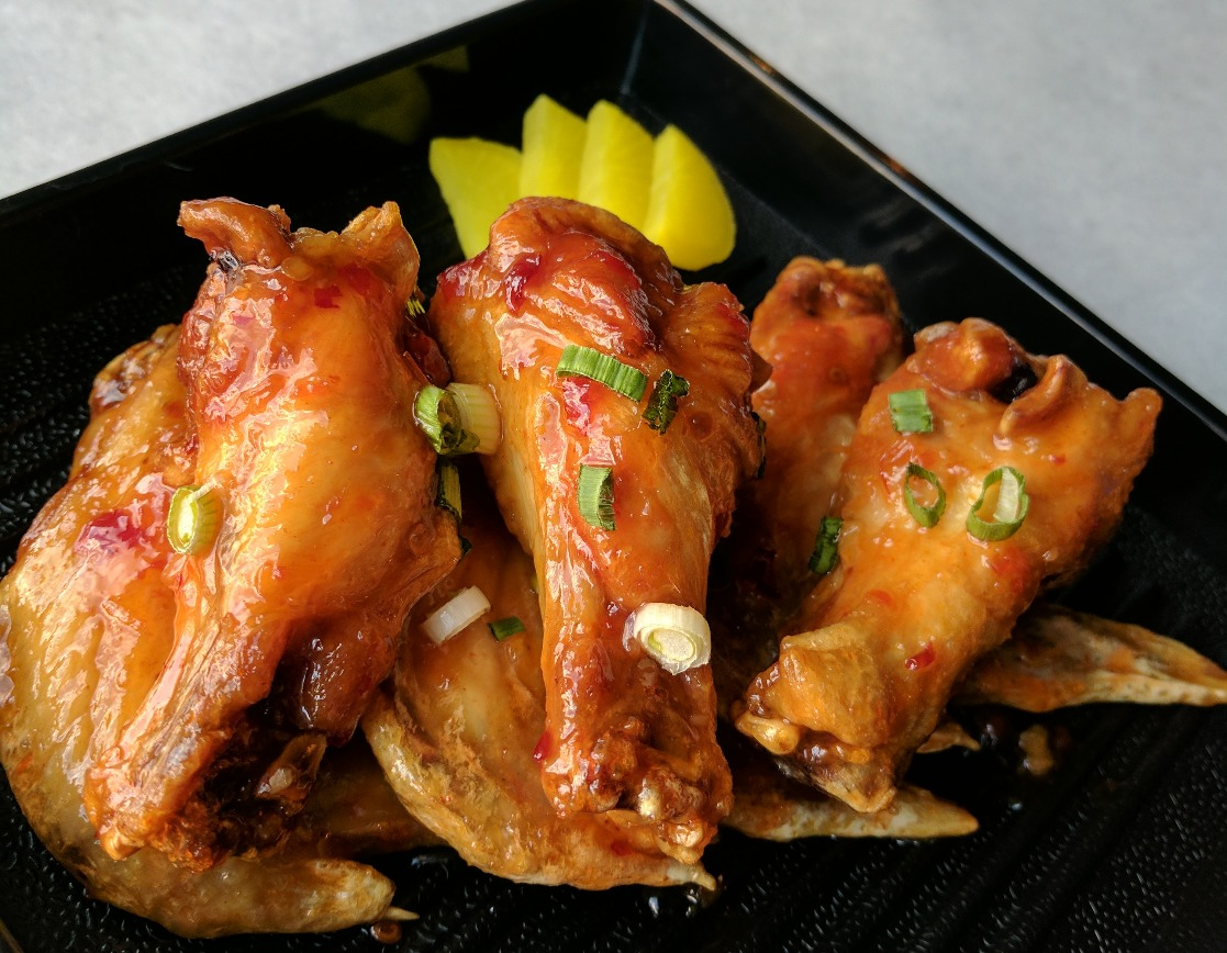Tebasaki (Chicken Wings)