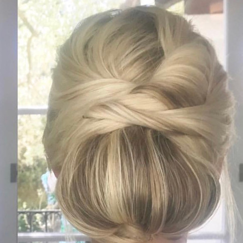 wedding up-do hairstyles