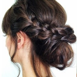 bridal up-do hairstyles
