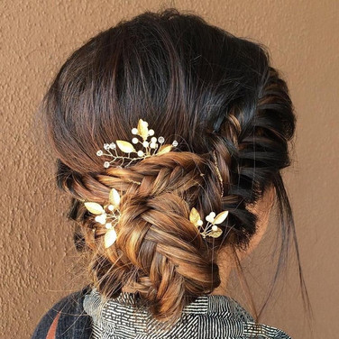 bridal braided hairstyles
