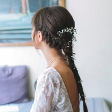 bridal braided hairstyles
