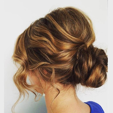bridal updo hairstyles