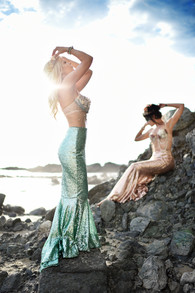 Halloween Mermaid Costume