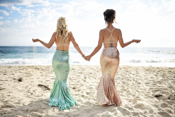 Mermaid Costume Tail
