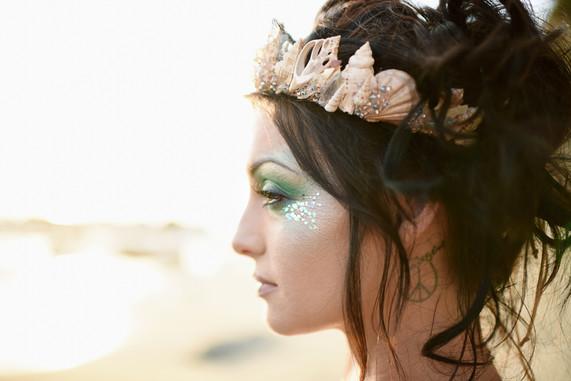 Mermaid Makeup Pinterest