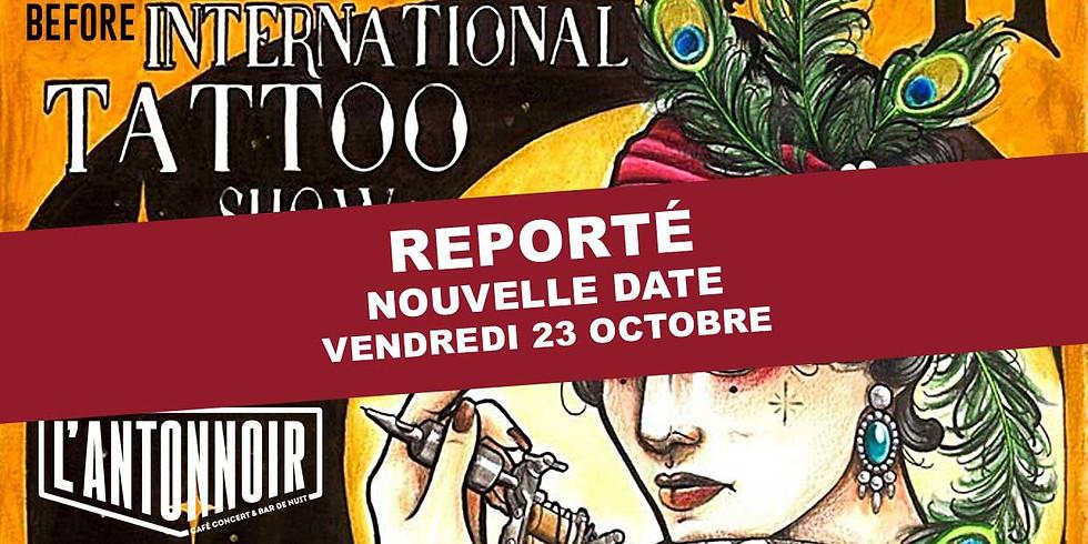 Besançon tattoo show