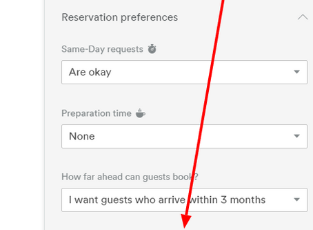 Airbnb's minimum stay requirement explained