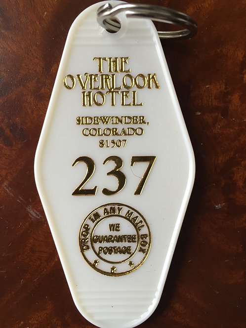 'Gold Room' Special Edition OVERLOOK HOTEL keytag
