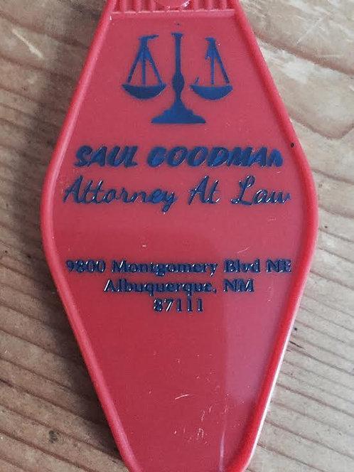 "BETER CALL SAUL inspired ""Saul Goodman Attorney"