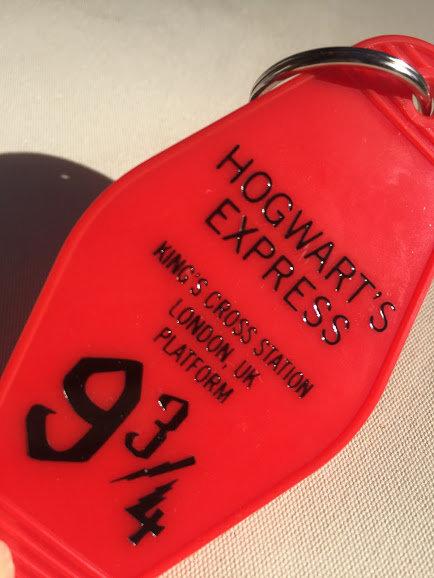 "Harry Potter inspired ""Hogwarts's Express."""