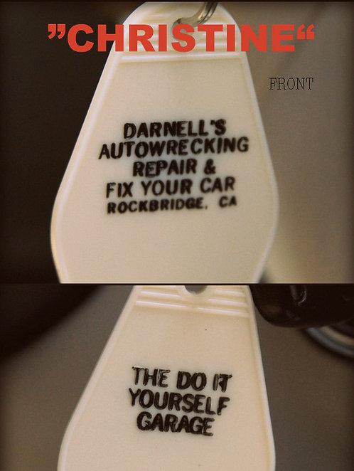 "Stephen King's ""CHRISTINE"" Darnell's Garaage"