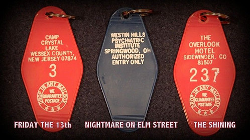 FRIDAY THE 13th, NIGHTMARE ON ELM STREET, THE SHI