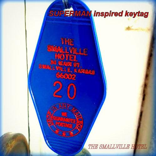 "SUPERMAN inspired "" inspired ""Smallville Hotel"""