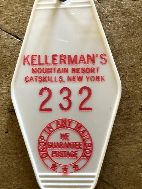 Dirty Dancing inspired keytag - Kelleman's Resort