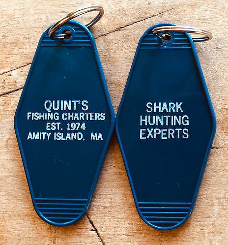 JAWS inspired Quint's Fishing Charters