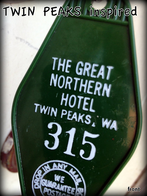 ON SALE - GREAT NORTHERN HOTEL & BATES MOTEL COMBO