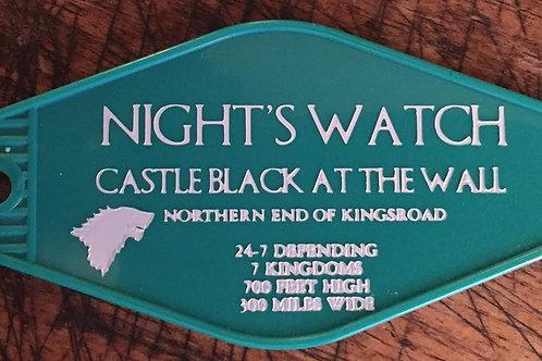 "GAME OF THRONES ""NIGHT'S WATCH"" CASTLE BLACK"