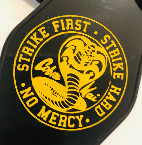 "Cobra Kai ""Karate Kid"" Keytag"