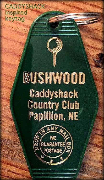 New! CADDYSHACK inspired BUSHWOOD Country Club Key