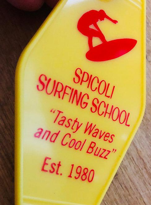 Fast Times inspired Spicoli Surf School