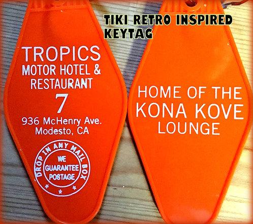 Tropics Motor Hotel & Lounge